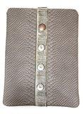 Ipad/Tablet Sleeve Zipper Taupe Prins Babouche Baboos _25