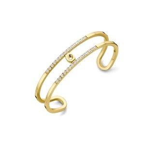 Trixie Twisted Armband Melano Gold