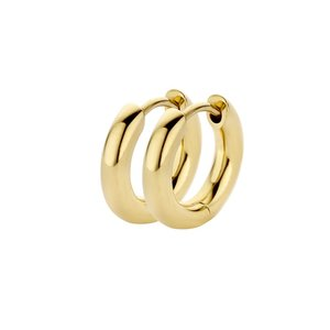 8mm Anna Gold oorringen MelanO