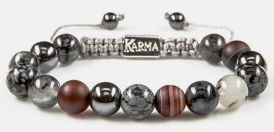 Karma Armband Spiral Santa Cruz 34018
