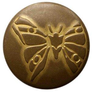 Vlinder Gold Babouche Baboos Drukker