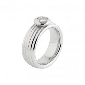 Vera Vivid Ring Silver MelanO