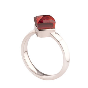 Cubic Silver Ring Melano