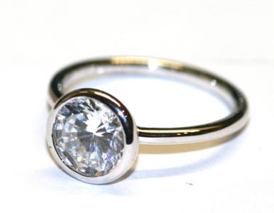 Zilveren Ring met CZ 62.565.0852