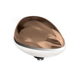 Melano Twisted Pear Coffee Silver Zetting