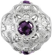 Bacio XL Purple Zilver