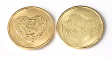 Rose- Owe to You - Gold MI MONEDA