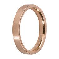 Eva Gloss Rose Gold Stainless Steel side ring MelanO