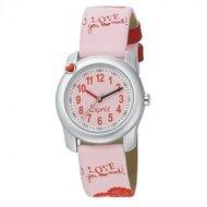 Esprit Casual Kids Time/horloge LITTLE HEART PINK