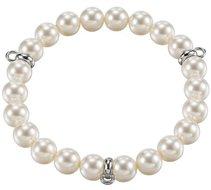 Esprit Charm Bracelet White Pearl Three ESBR91139A