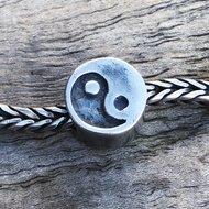 Yin Yang zilveren Bedel