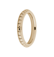 Sale: Rose Gold Engraved Sarah Friend Ring melanO