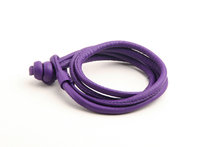 Purple MEDIUM Joy de la Luz Armband JB005