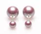 Karma Double Dots Violet Oorbellen 11136_11