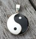 Yin-Yang-Pendant-Zilver925