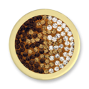 Mi-Moneda-Diamond-Gold-925-Sterling-Zilver-G