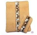 Ipad-Tablet-Sleeve-Zipper-Camel-Scottish-Babouche-Baboos